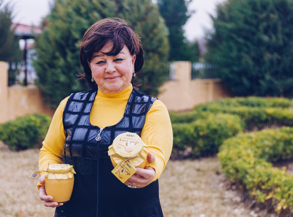 Almaz Həşimova