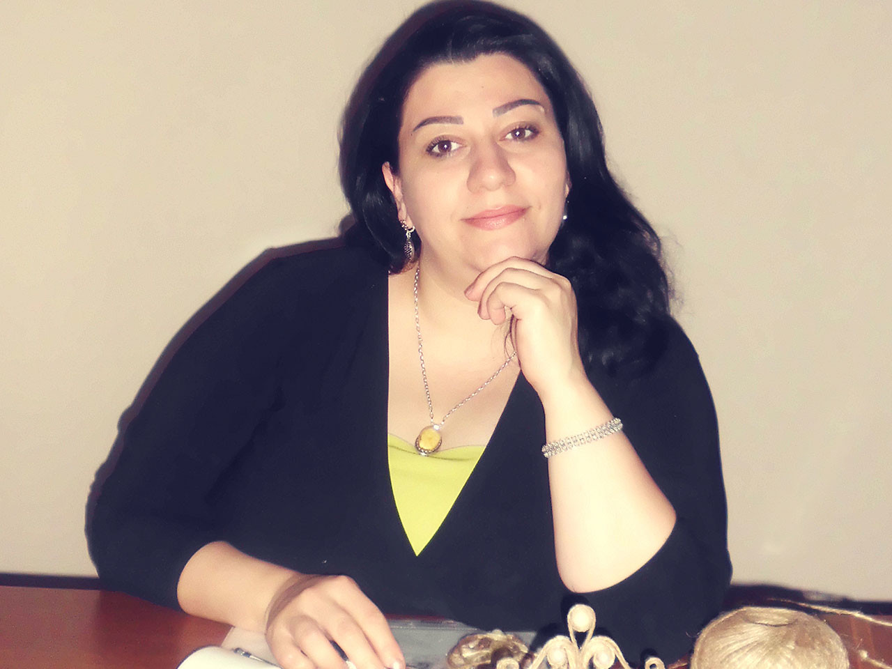 Mehriban Səmədova