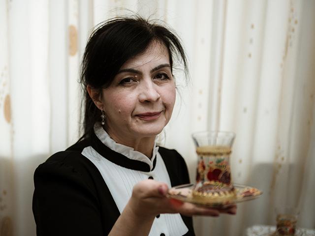 Nəhayət Kərimova