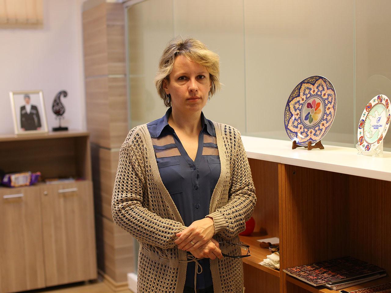 Natalya Zeynalova