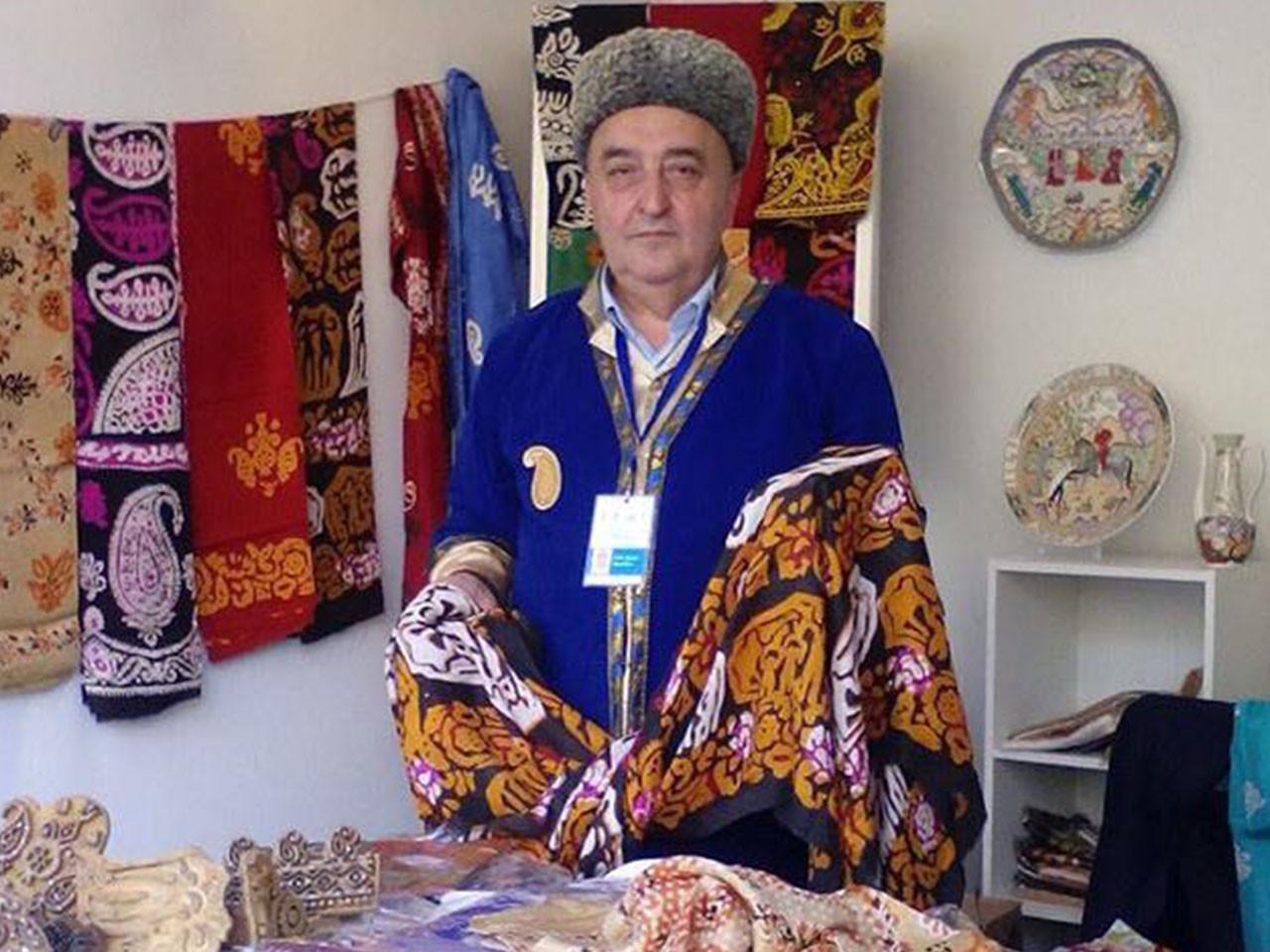 Əmiraslan Şamilov