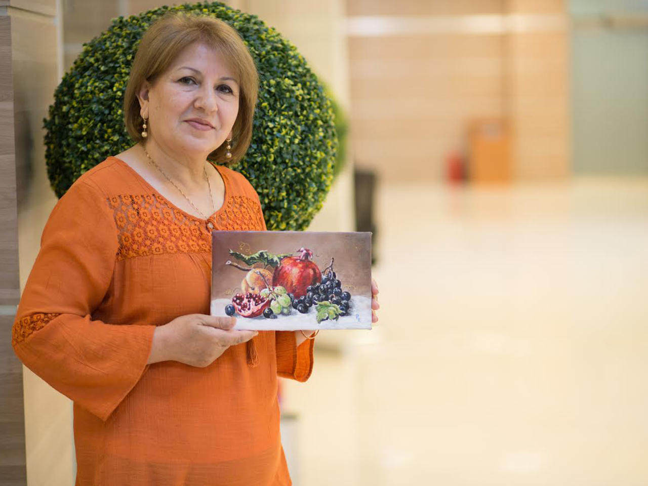 Elmira Hacıyeva