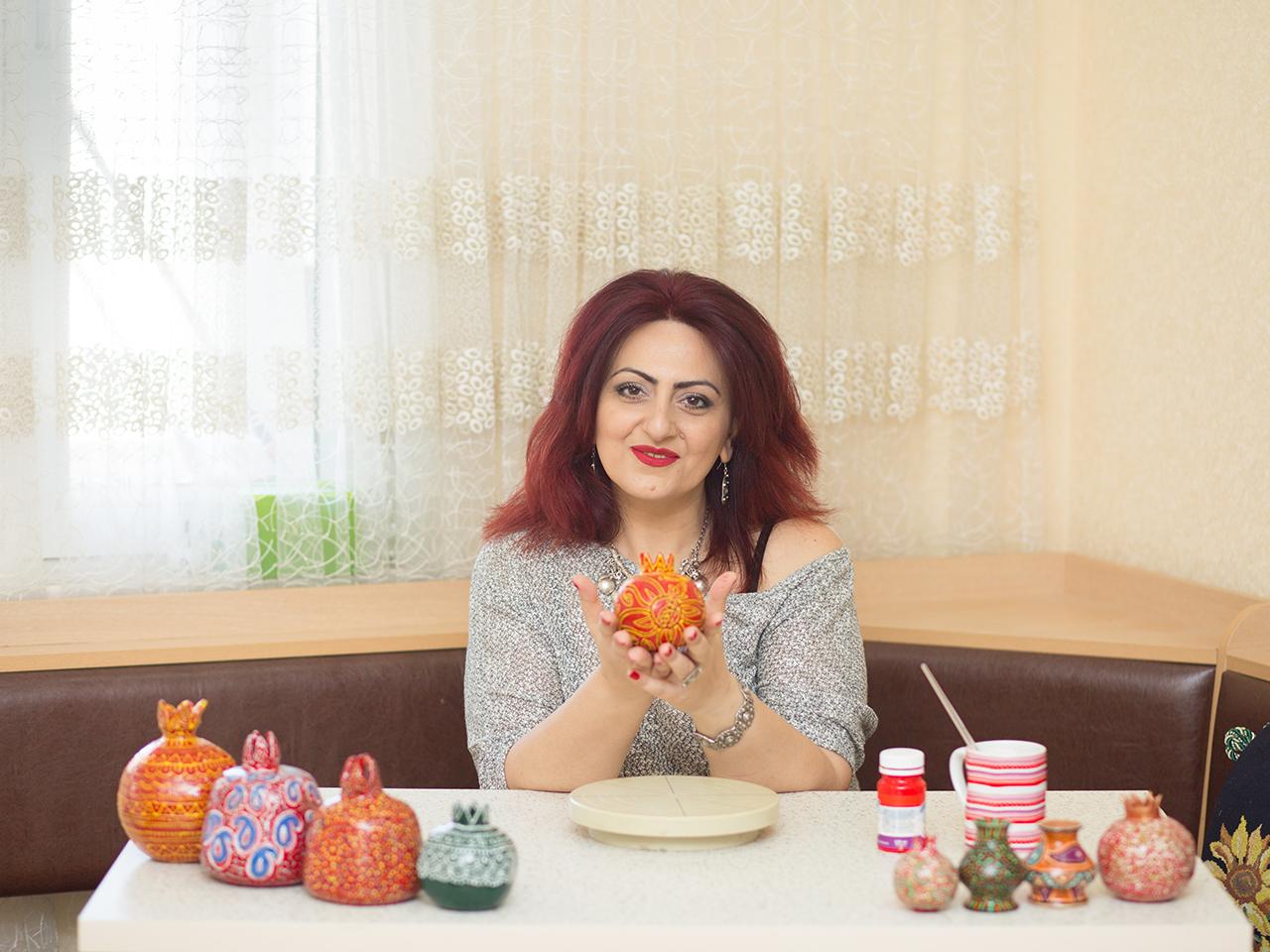 Sevinc Yaftumova