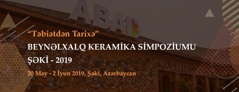 """""""ABAD"""" keramika sənəti üzrə beynəlxalq simpozium təşkil edir"""