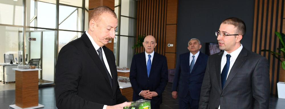 """Tovuzda yeni """"ABAD"""" müəssisələri fəaliyyətə başladı"""
