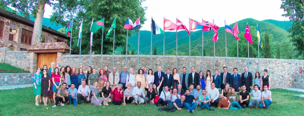 Beynəlxalq Keramika Simpoziumu başa çatıb