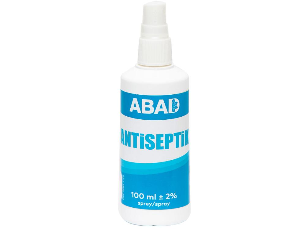Sadə antiseptik sprey
