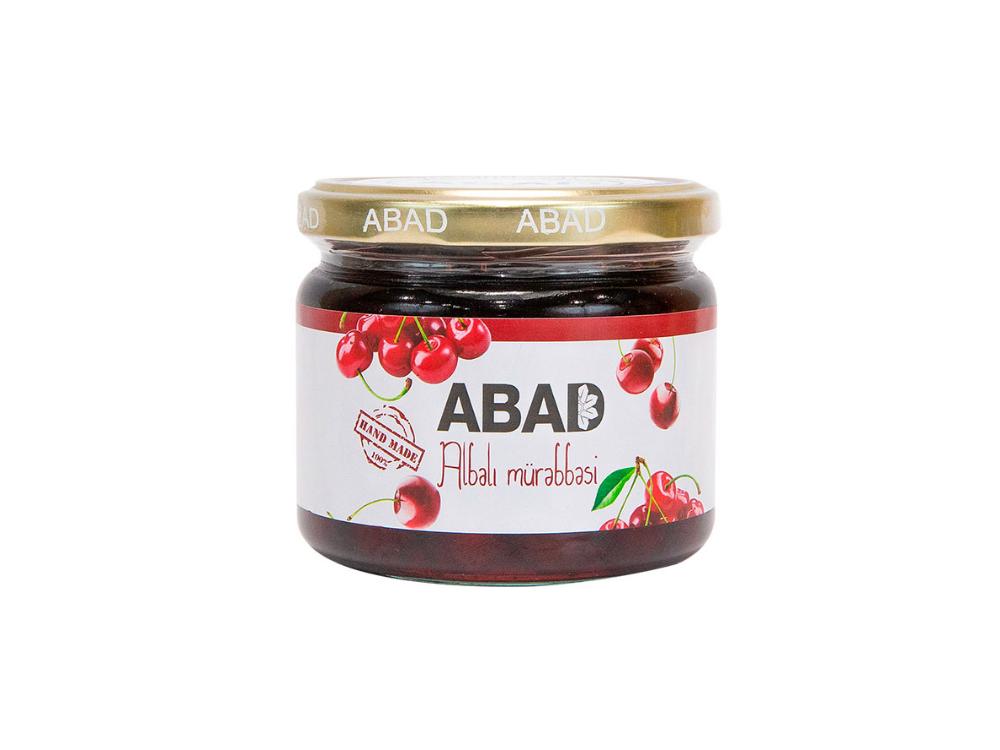"""""""ABAD"""" albalı mürəbbəsi"""