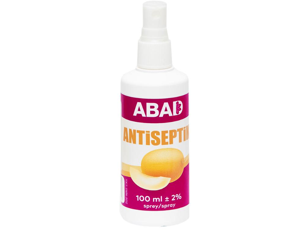 Yemişli antiseptik sprey