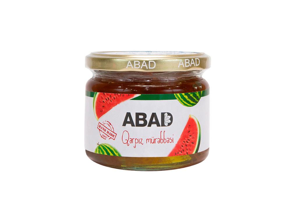 """""""ABAD"""" qarpız mürəbbəsi"""