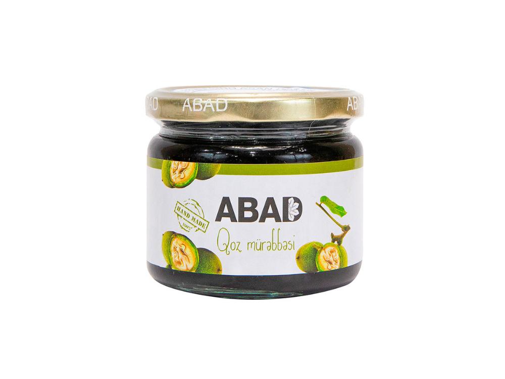 """""""ABAD"""" qoz mürəbbəsi"""
