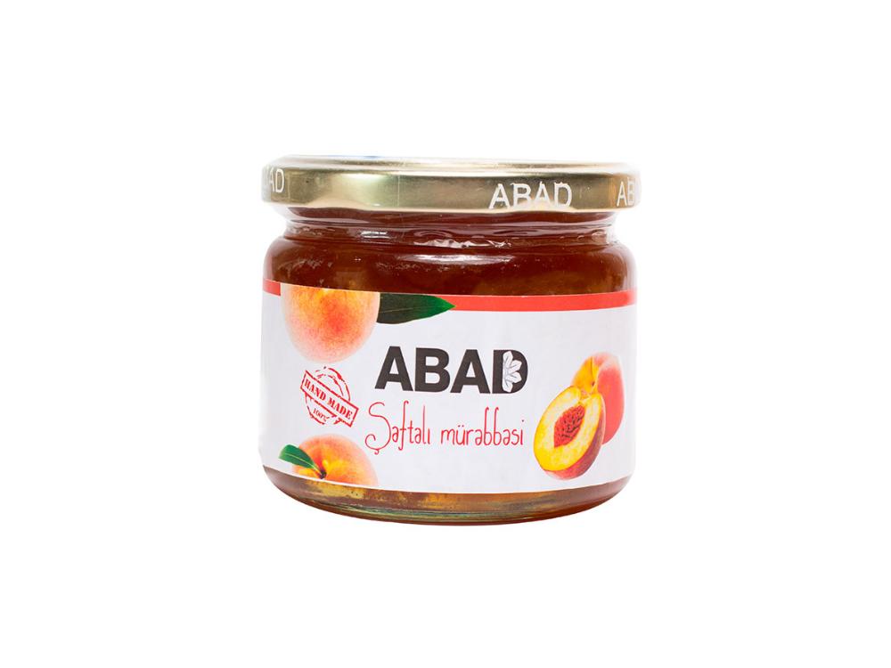 """""""ABAD"""" şaftalı mürəbbəsi"""
