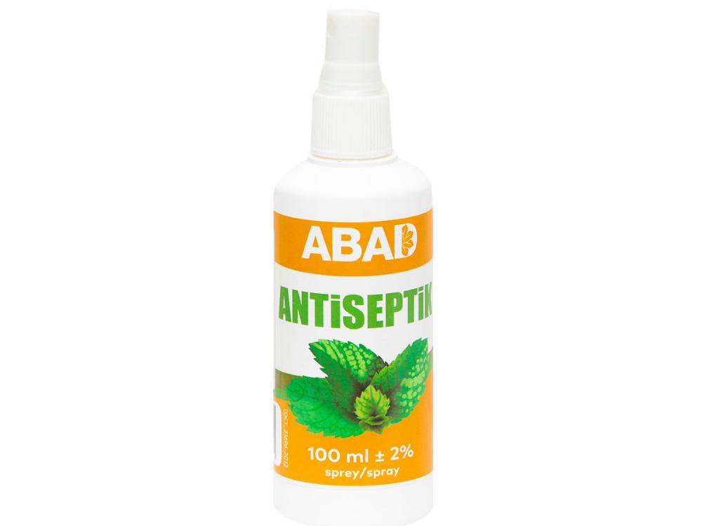 Nanəli antiseptik sprey